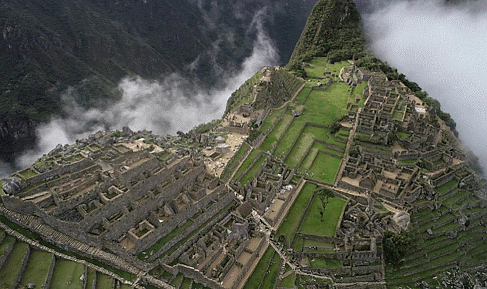 Drones y turismo