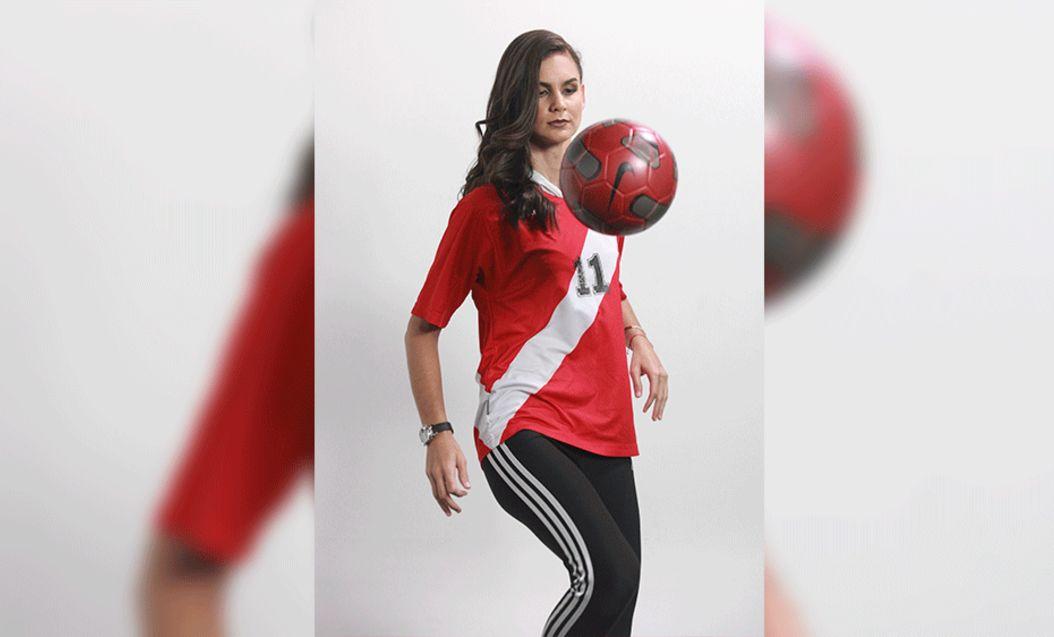 Talia Azcarate Cuando Entre A La Videna Y Vi Chicas Jugando Futbol