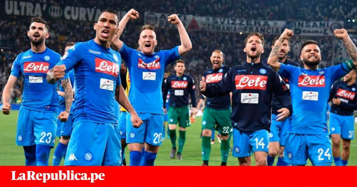 Camiseta Napoli SEBASTIANO LUPERTO