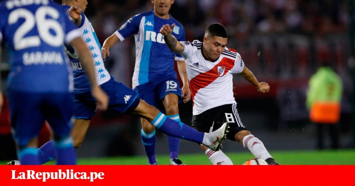 River Plate Contra Racing: River Plate Venció 3-0 A Racing Y Pasa A Los Cuartos De