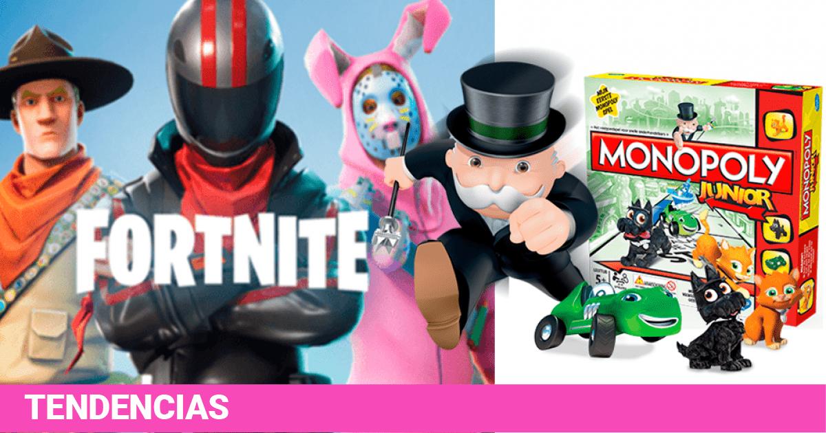 Fortnite Hasbro Lanzara Un Monopoly Del Popular Videojuego De
