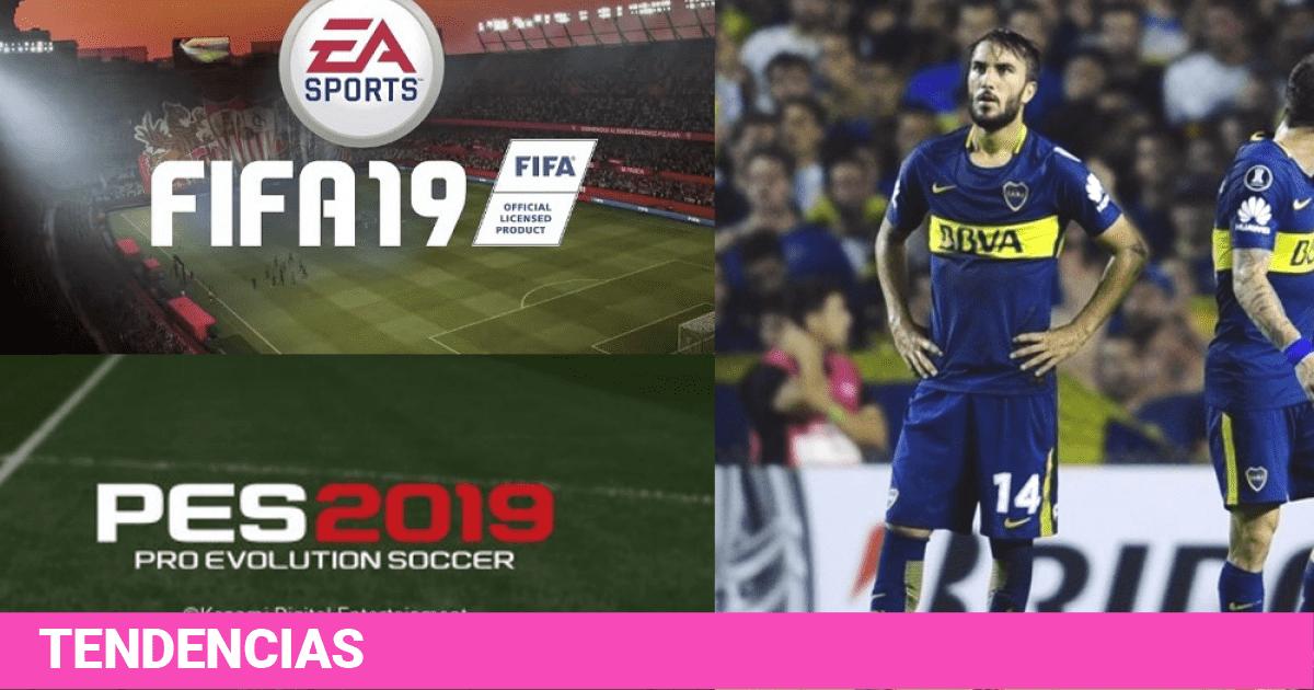 Fifa 19 Y Pes 2019 Protagonizan Una Disputa Sobre Boca Juniors