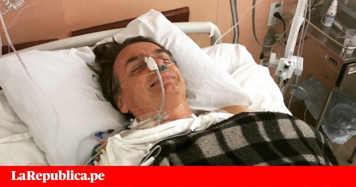Elecciones en Brasil: ataque paraliza campaña de Jair Bolsonaro