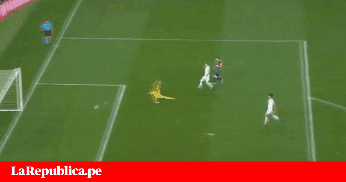 Barcelona vs PSV: triplete de Messi con grandioso gol para el 4-0