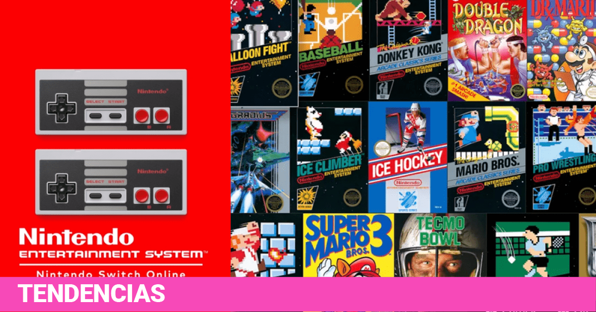 Nintendo Switch Online Un Hack Permite Agregar Mas Juegos De Nes