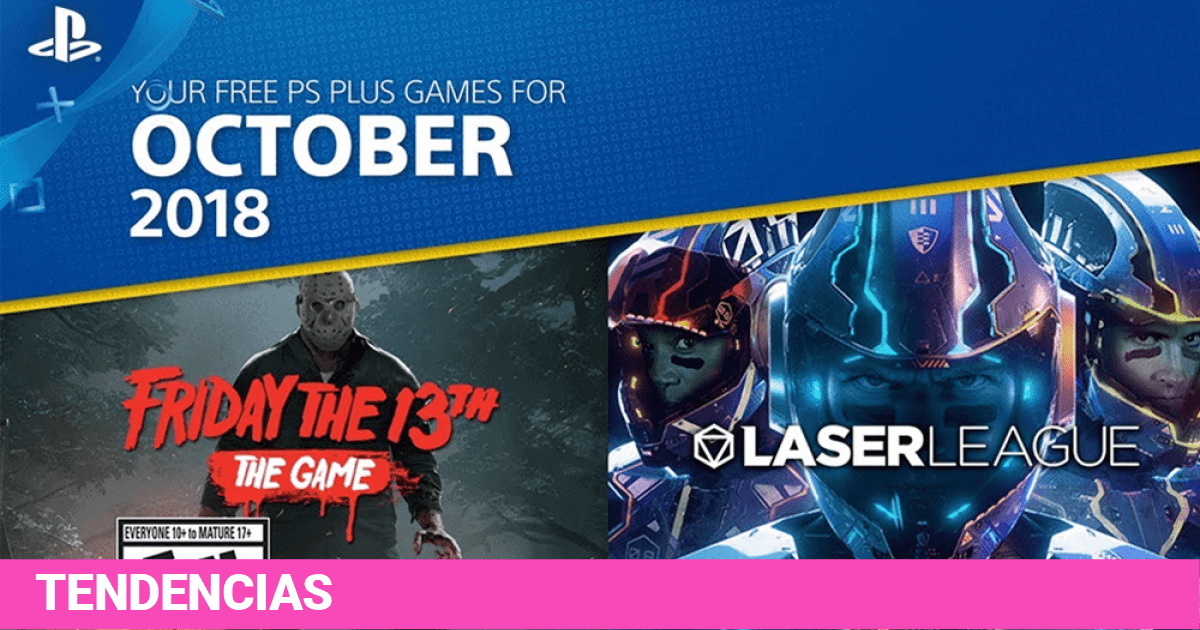 Free Ps4 Ps3 And Playstation Vita Games For October Video