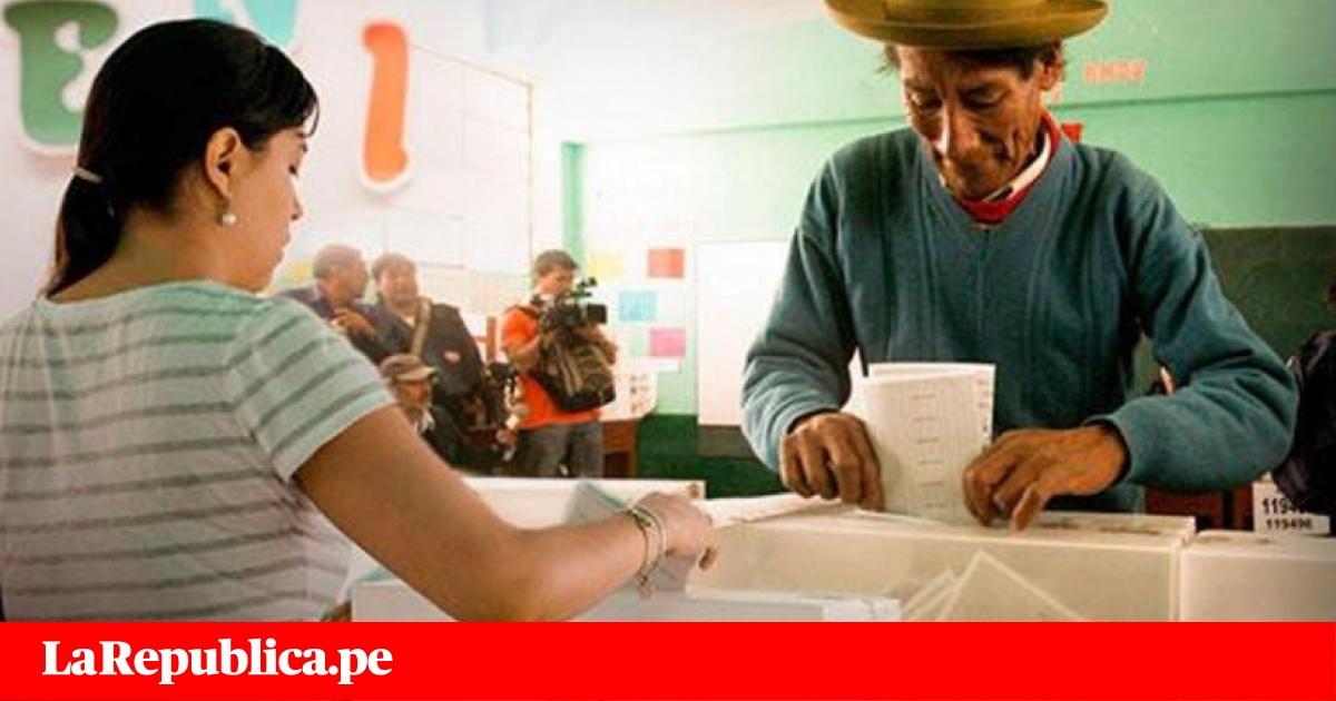 Elecciones 2018: ¿Qué hacer si trabajo hoy 7 de octubre?