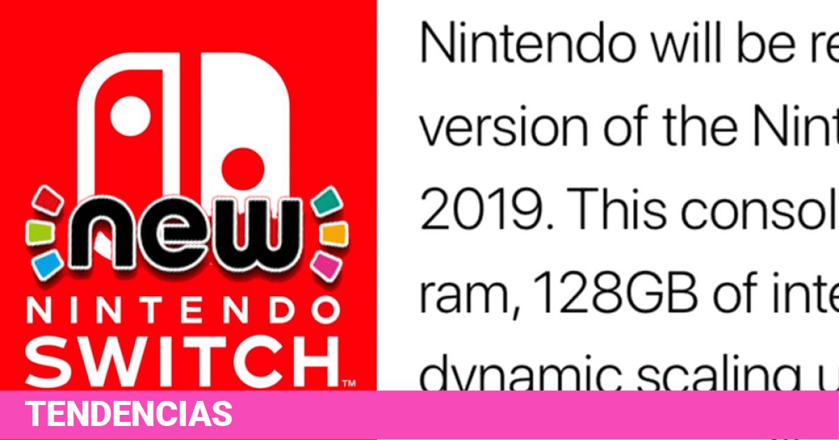 Nuevo Nintendo Switch Pro 2019 Cambios Especificaciones Y Precio De