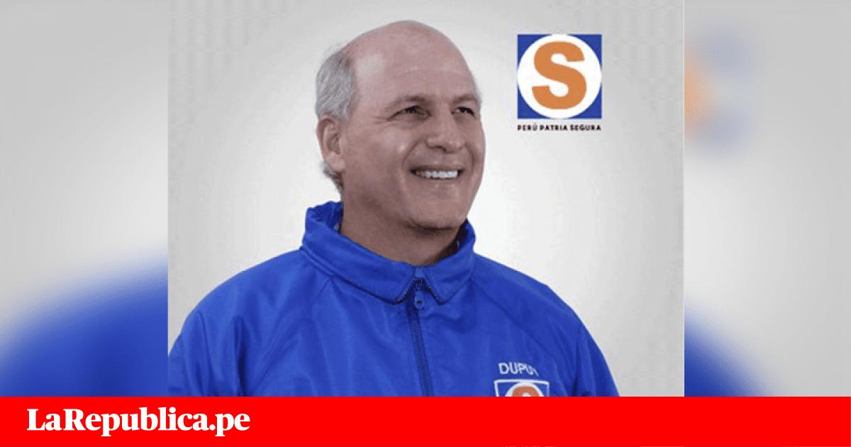 Juan Dupuy es el virtual alcalde de Ate Vitarte, según Ipsos