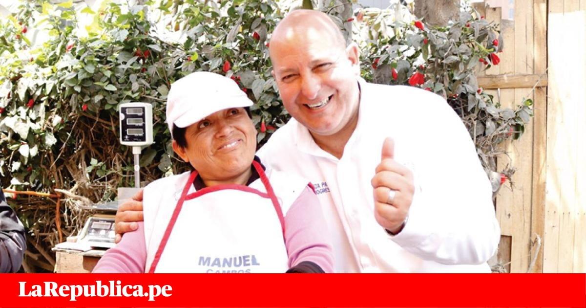 Chaclacayo: Manuel Campos gana la alcaldía del distrito al 100% de actas procesadas