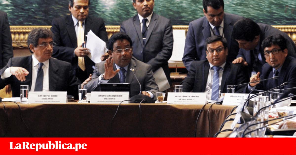 Subcomisión debate EN VIVO informes sobre Becerril, Chávarry y Duberlí