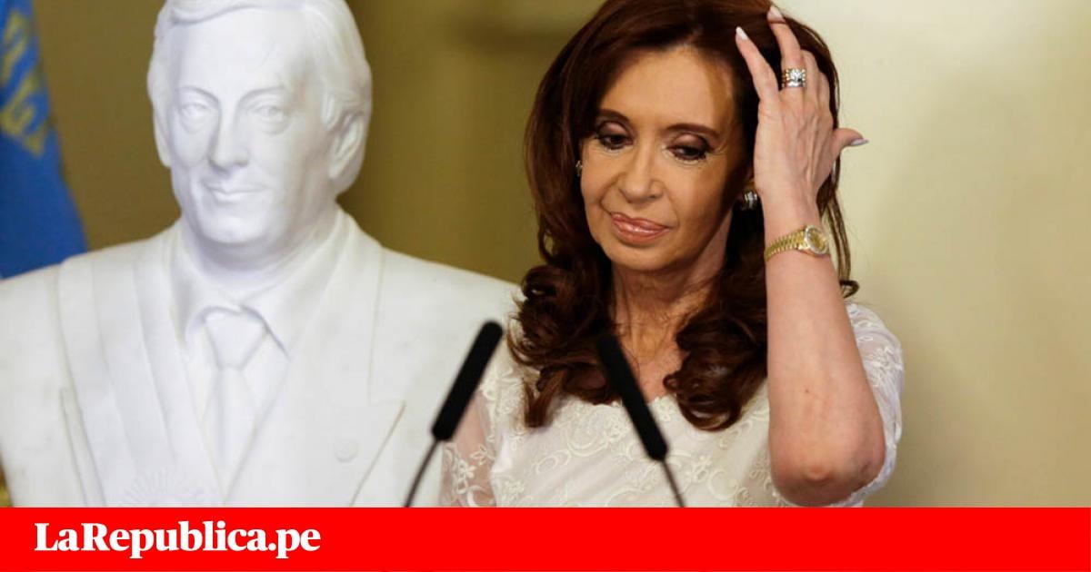Argentina: ordenaron detención de la expresidenta Cristina Kirchner