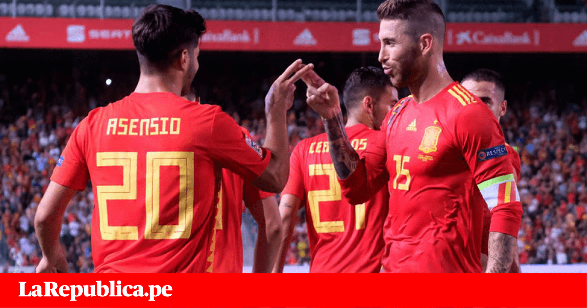 España vs Gales por amistoso internacional fecha FIFA | EN VIVO vía TVE