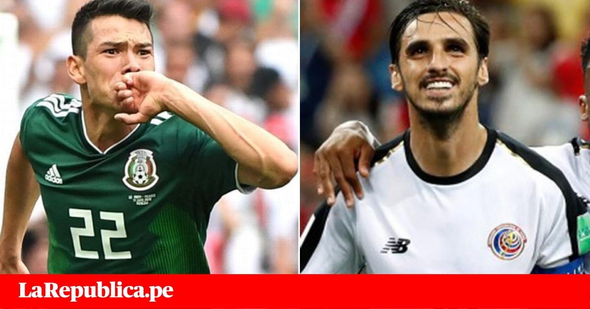 México vs Costa Rica HOY EN VIVO: con 'Chucky' Lozano por fecha FIFA