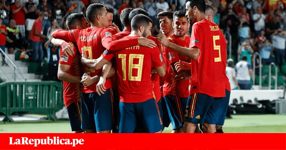 España vs Gales TRANSMISIÓN EN VIVO: chocan en Cardiff por amistoso