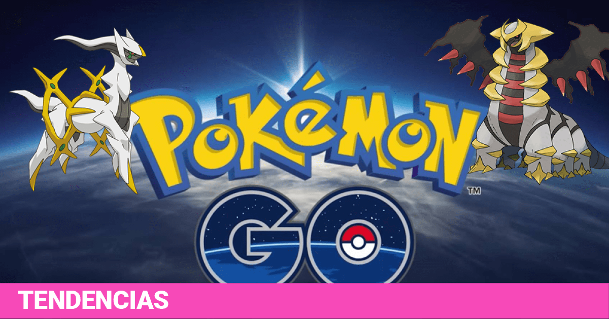 Pokémon GO fourth generation movements and filtered Arceus