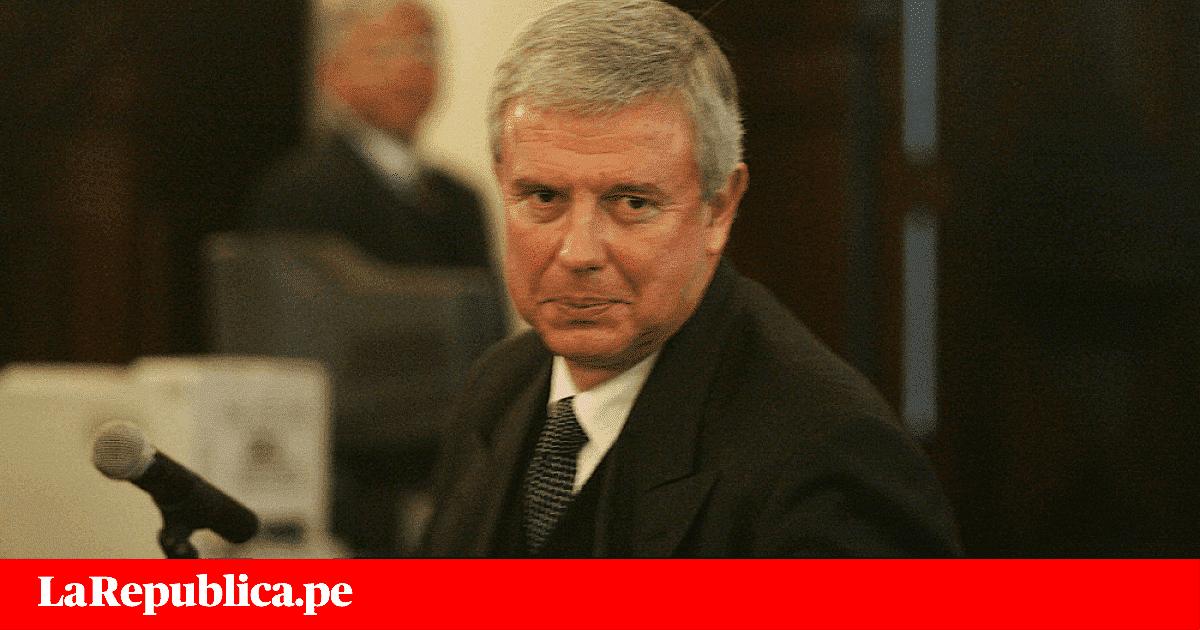 Fallece Carlos Boloña, ex ministro de Economía y Finanzas