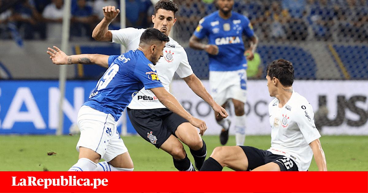 Corinthians vs Cruzeiro HOY EN VIVO ONLINE: gran final de la Copa de Brasil 2018
