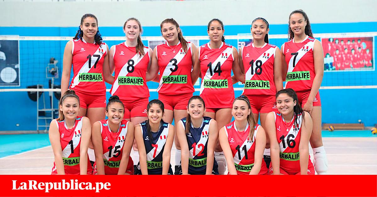 Perú vs Ecuador: la 'Bicolor' debuta en el Sudamericano Sub 20 de Vóley Femenino | EN VIVO