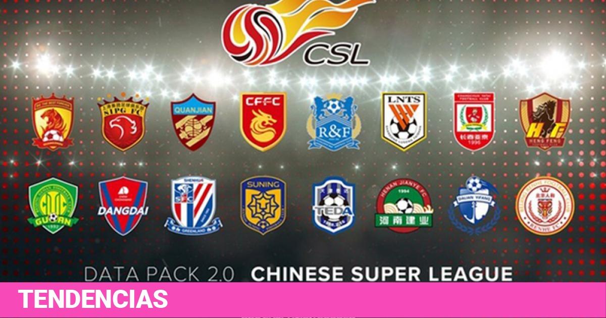 Pes 2019 La Superliga China Llegara Al Juego Ps4 Xbox One