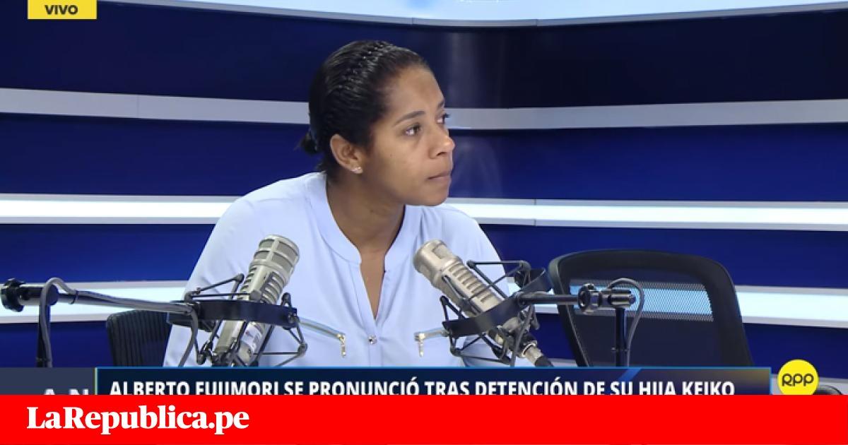 Esta es la entrevista a Leyla Chihuán planificada en las conversaciones de