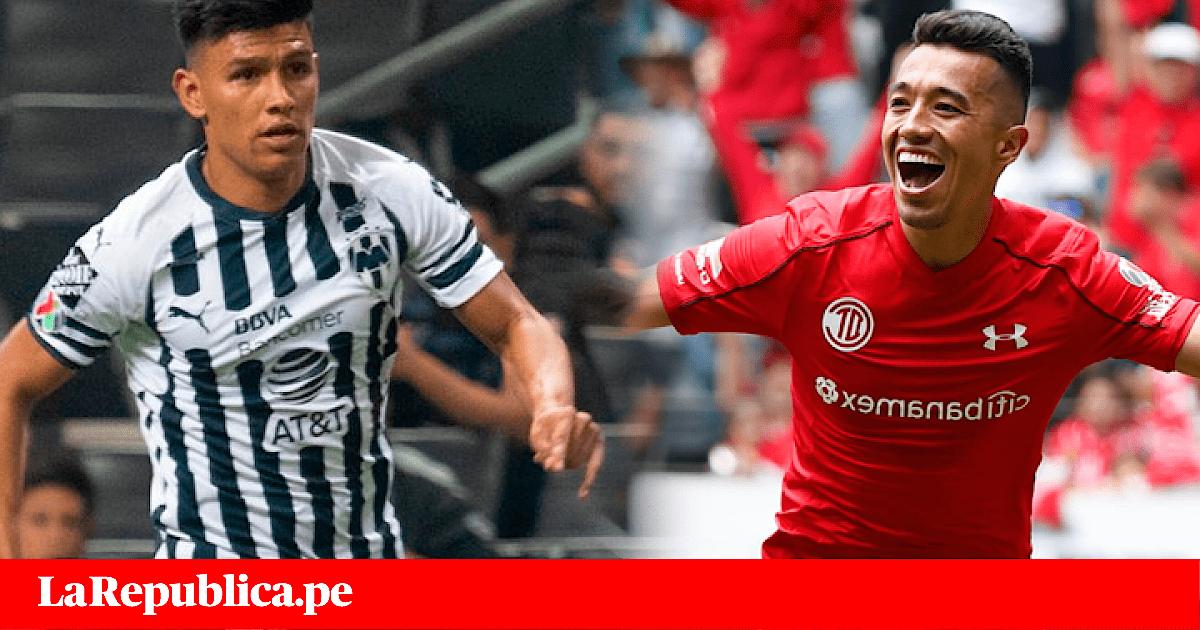 Monterrey vs Toluca EN VIVO vía Fox Sports: gran duelo por la Liga MX