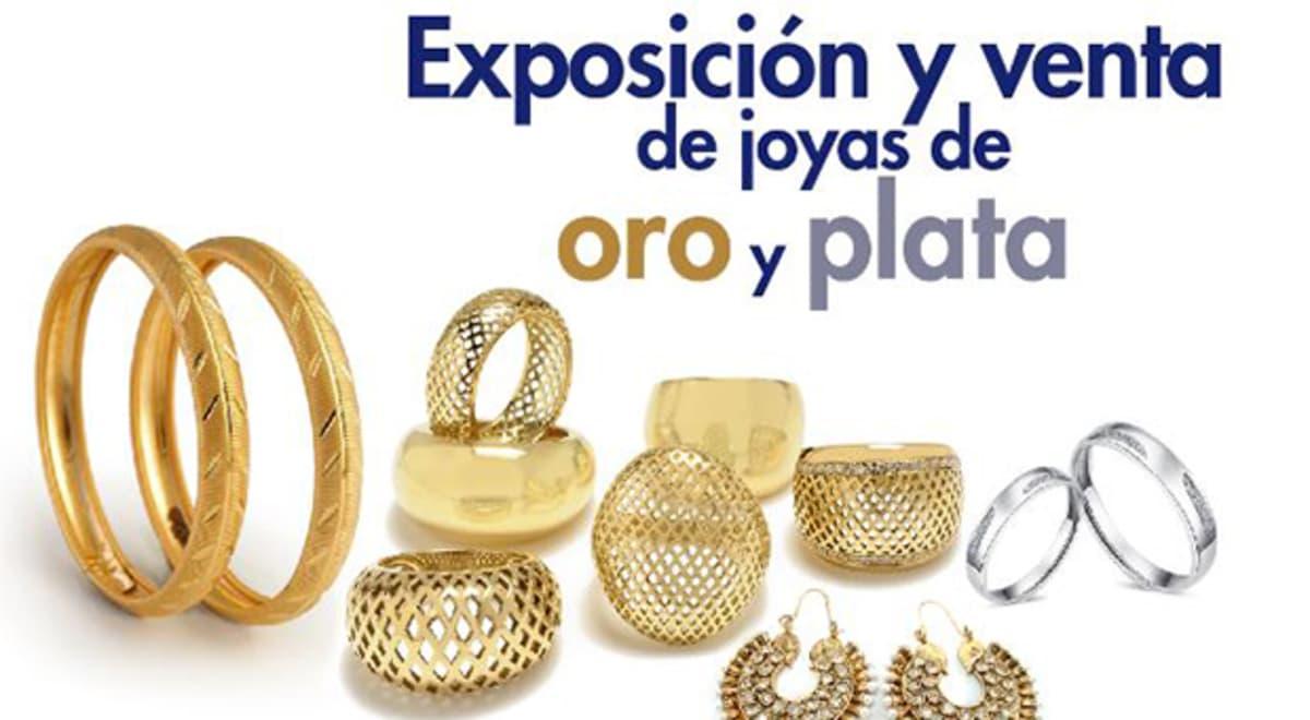 85860e1244b5 Municipalidad de Lima inaugura primera exposición y venta de joyas de oro y  platería
