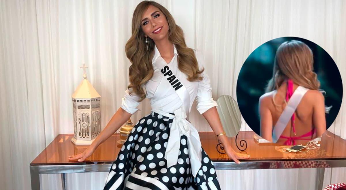 f1ee3504aa5 Miss Universo 2018 EN VIVO  Angela Ponce impacta al lucir en bikini en Miss  Universe