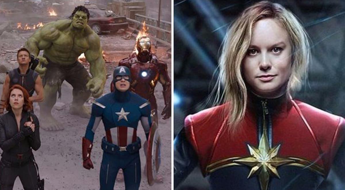 Avengers Endgame Lista De Peliculas De Marvel En Orden Para Ver