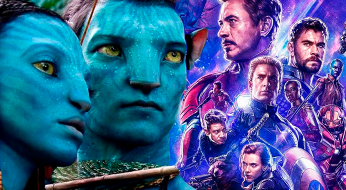 Resultado de imagen para avengers endgame vs avatar