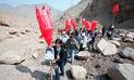 Con peregrinación a cerro de Cieneguilla evocaron a víctimas del grupo Colina