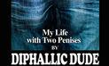Hombre con dos penes publica biografía y revela su drama por su extraña condición