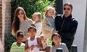 Angelina Jolie y Brad Pitt dan esta lección a sus hijos