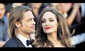 Brad Pitt y Angelina Jolie en rumores de separación