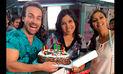 Tula Rodríguez llora de emoción por sorpresa en su cumpleaños | VIDEO