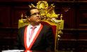 Congreso: Luis Iberico convoca a sesión plenaria para el próximo miércoles