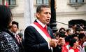"""César Hildebrandt: """"Ollanta Humala quiere que olvidemos que es el gerente de su propia ruina"""""""