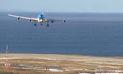 YouTube: mira el aterrizaje de un avión con viento cruzado en Argentina