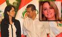 Ollanta Humala y Nadine Heredia se reunieron con Zaida Sisson durante campaña de 2011