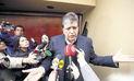 García cuestiona  a Humala y trata  con guantes de seda a Keiko Fujimori