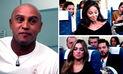 YouTube: ¿Qué hacen Roberto Carlos, Isabel Preysler y David Bisbal en un avión?