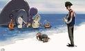 Aylan Kurdi: caricaturas desgarradoras de artistas de todo el mundo por muerte de niño sirio | FOTOS