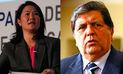 Keiko Fujimori y Alan García son relacionados por la población con la corrupción