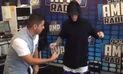 Facebook: Justin Bieber recibe lección de cómo bailar merengue