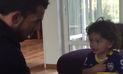 Twitter: Hijo de Carlos Tévez demuestra que heredó la pasión por Boca Juniors en tierno video