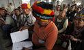 Lote 192: indígenas desocuparán aeródromo de Andoas para dialogar con el Gobierno