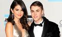 Selena Gomez no descarta volver con Justin Bieber