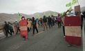 Protesta contra Tía María terminó con bloqueos