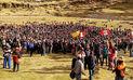 Reportan tres muertos en Apurímac tras paro contra proyecto minero| VIDEO