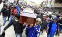 Gobierno actuará con firmeza ante violencia en Las Bambas
